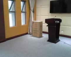 雅能空气净化会议室